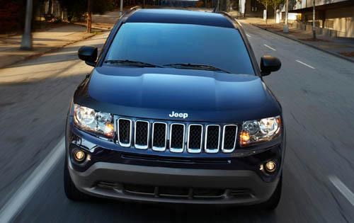 2011 Jeep Compass Limited interior #5