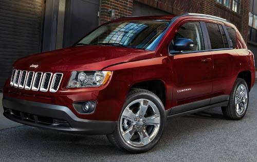 2011 Jeep Compass Limited interior #3