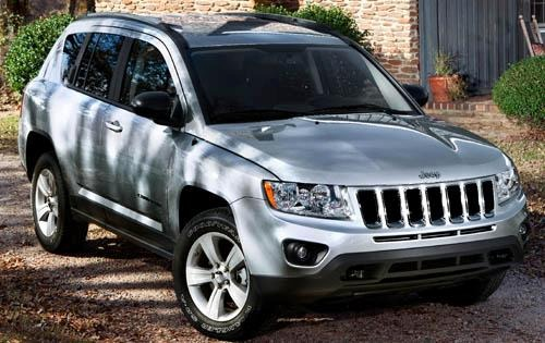2011 Jeep Compass Limited interior #1