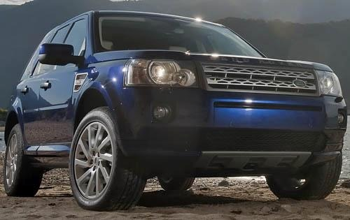 2011 Land Rover LR2 Front exterior #1