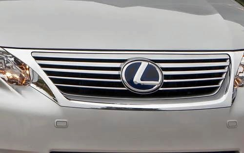 2011 Lexus GS 450h Sedan exterior #6