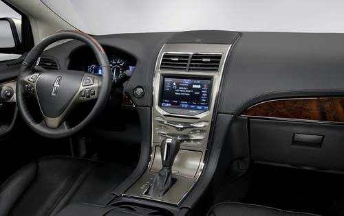 2011 Lincoln MKX Rear Int interior #8