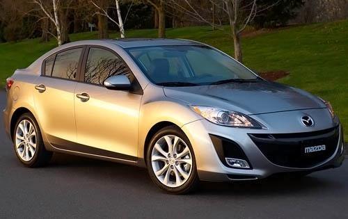 2011 Mazda Mazda3 Image 1