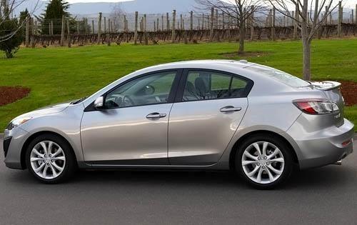 2011 Mazda Mazda3 Image 5