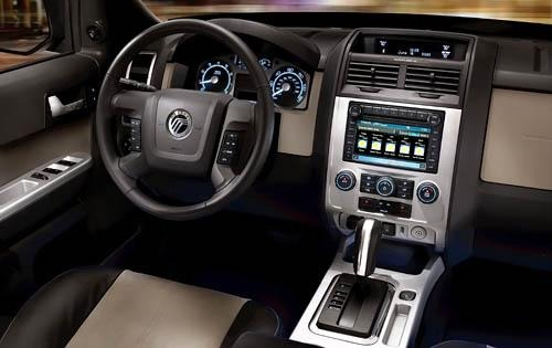2011 Mercury Mariner Prem interior #8