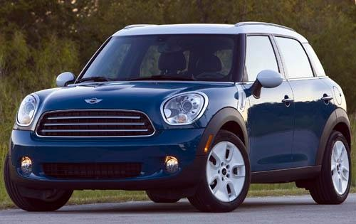 2011 MINI Cooper Countrym exterior #7
