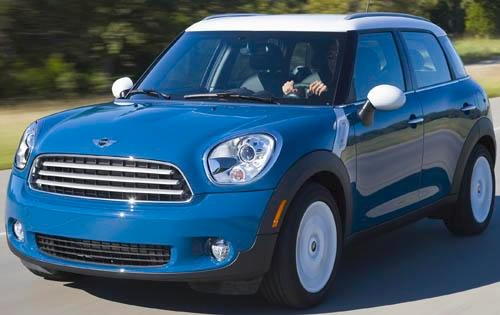 2011 MINI Cooper Countrym exterior #2