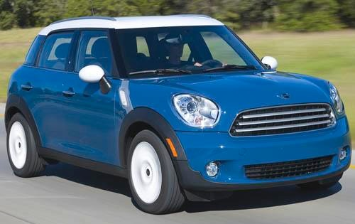 2011 MINI Cooper Countrym exterior #1