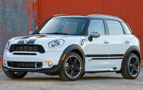 2011 MINI Cooper Countrym exterior #3