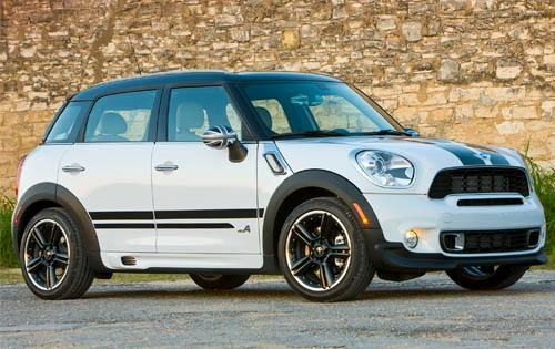 2011 MINI Cooper Countrym exterior #5