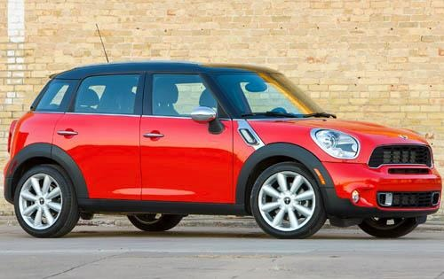 2011 MINI Cooper Countrym exterior #9