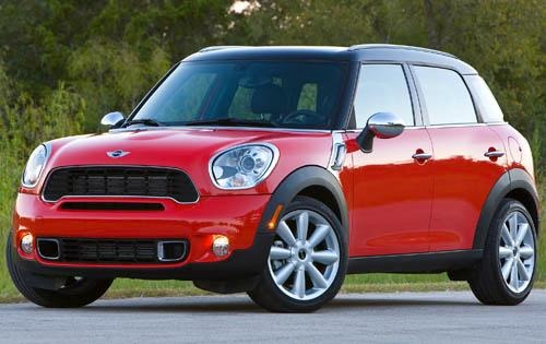 2011 MINI Cooper Countrym exterior #4