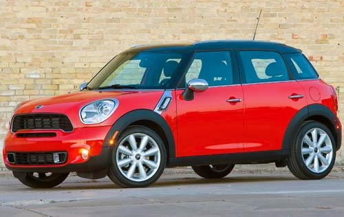 2011 MINI Cooper Countrym exterior #8