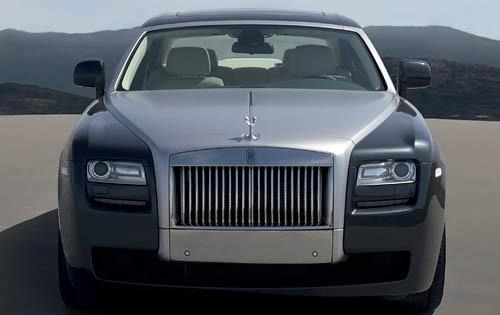 2011 Rolls-Royce Ghost Re interior #7