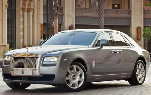 2011 Rolls-Royce Ghost Re interior #2