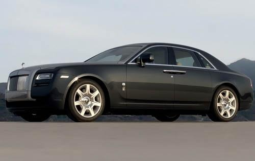 2011 Rolls-Royce Ghost Re interior #1