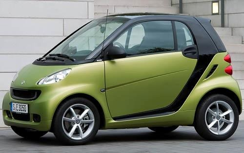 2011 smart fortwo passion exterior #1