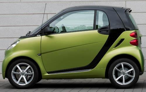 2011 smart fortwo passion exterior #6