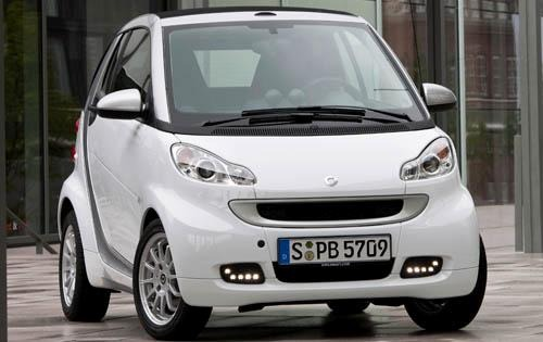 2011 smart fortwo passion exterior #3