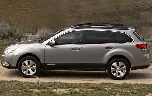 2011 Subaru Outback Information And Photos Zombiedrive