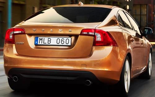 2011 Volvo S60 Rear Badgi exterior #4