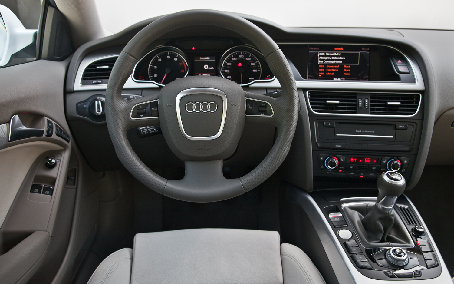 2012 Audi A5 - Information and photos - ZombieDrive