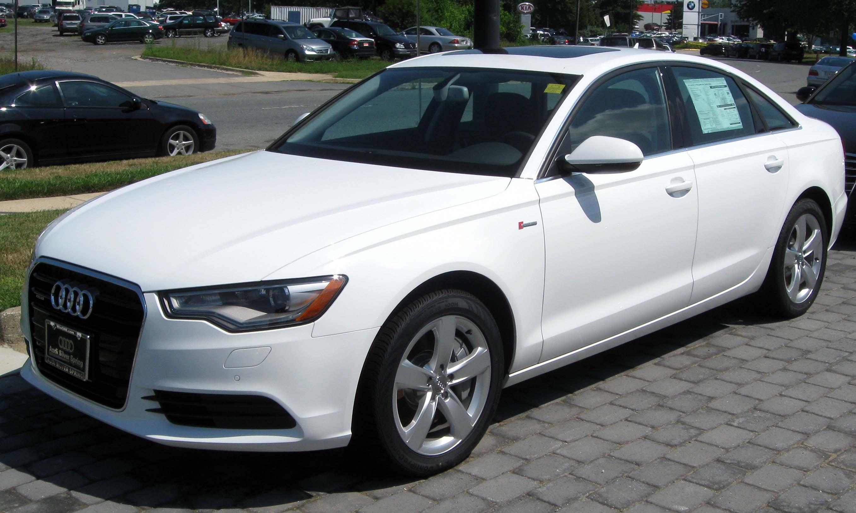 2012 Audi A6 Image 17