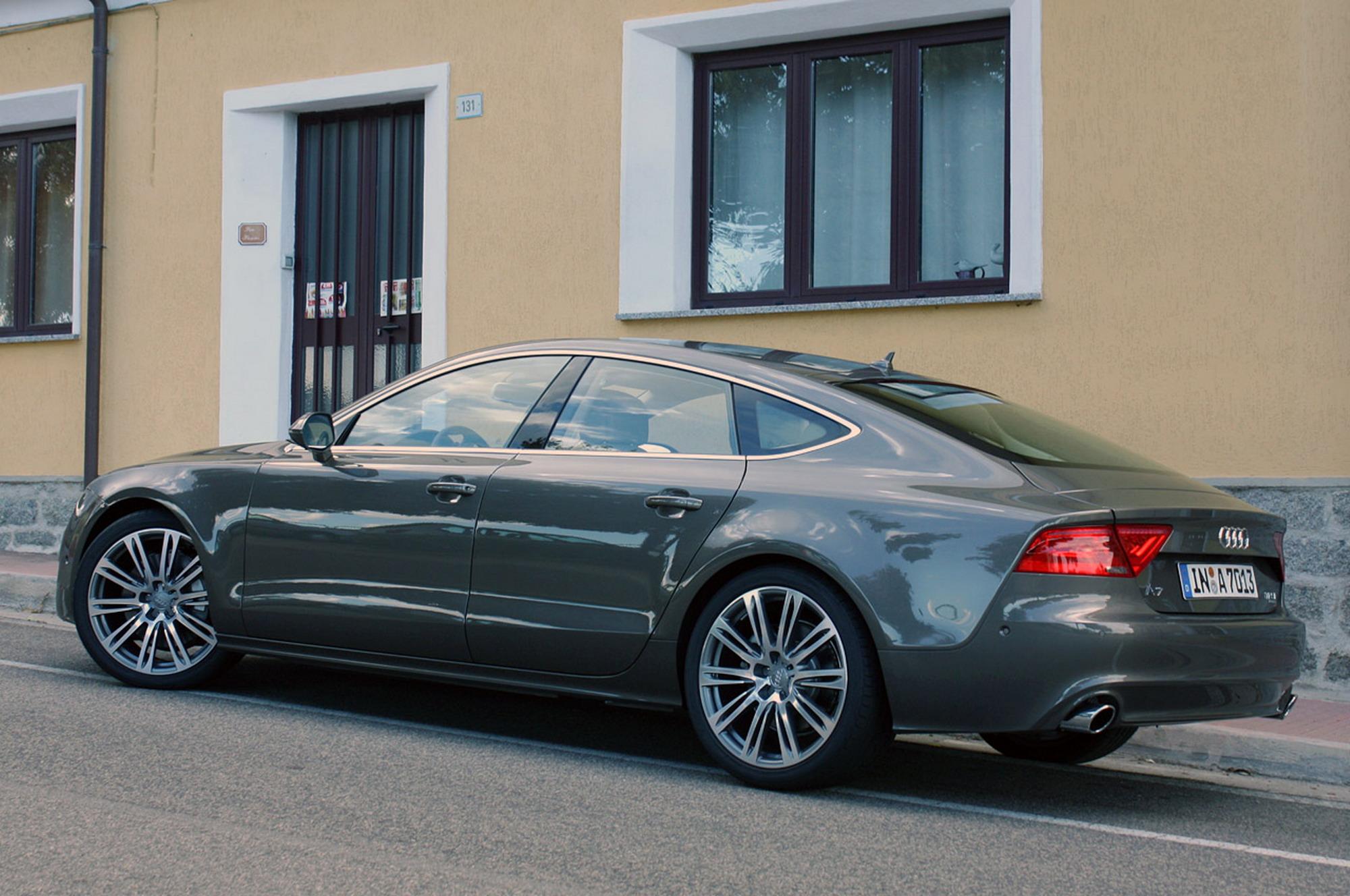 2012 Audi A7 Image 21