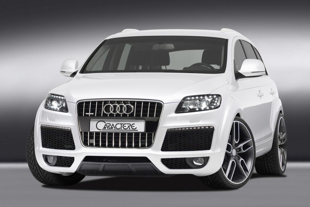 Audi Q Information And Photos ZombieDrive - Audi car origin