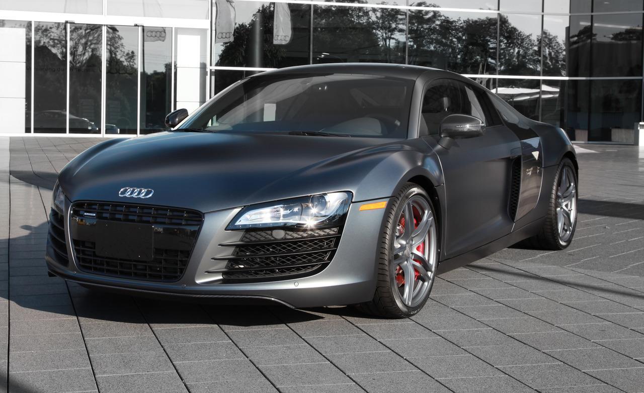 2012 Audi R8 Image 12