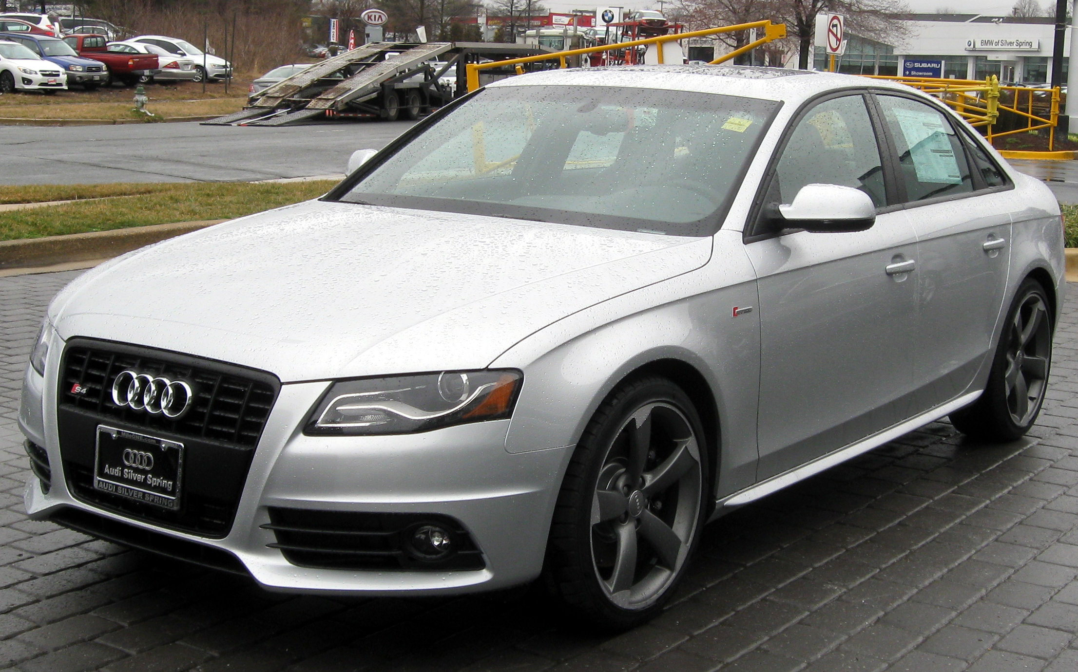2012 Audi S4 Image 18