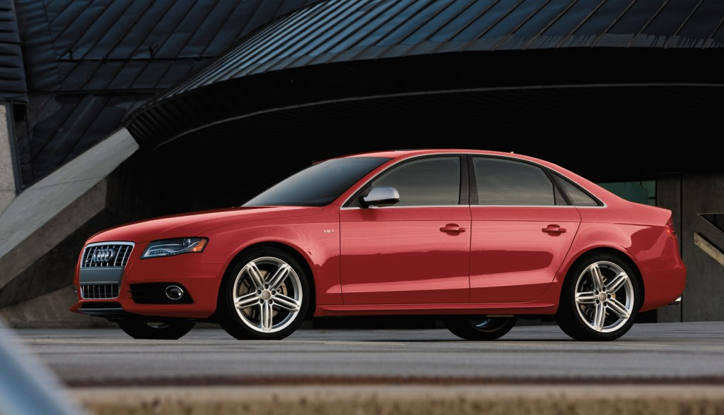 2012 Audi S4 Image 11
