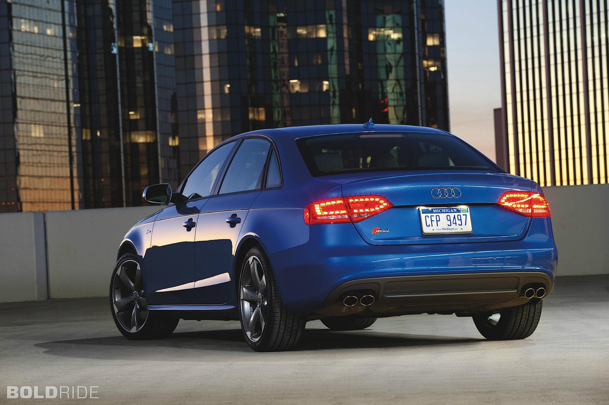 2012 Audi S4 Image 15