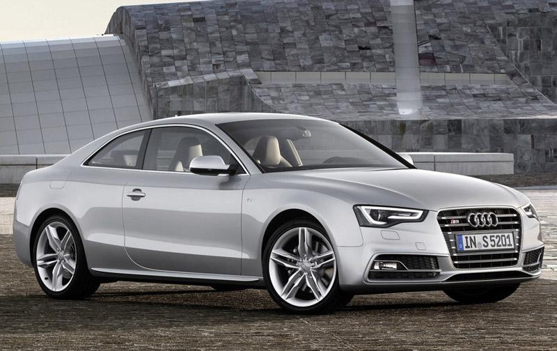2012 Audi S5 Image 14