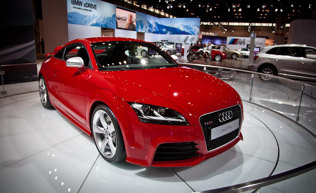 2012 Audi Tt Rs Image 8