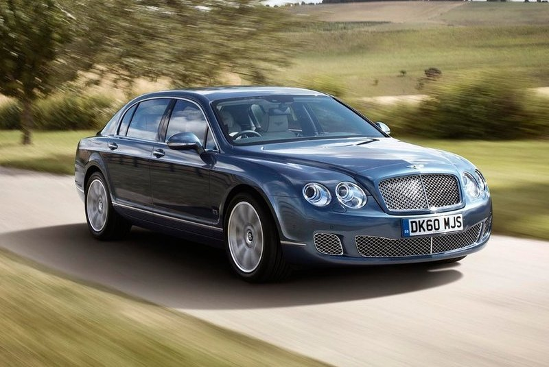 2012 Bentley Continental Flying Spur Image 3