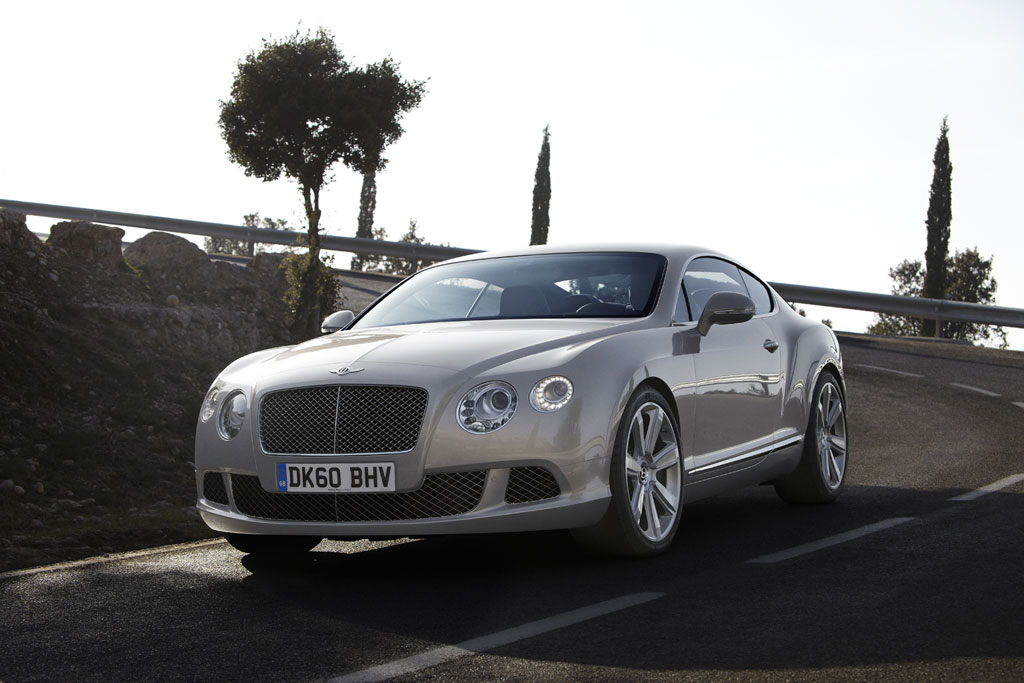 Bentley Continental GT #13