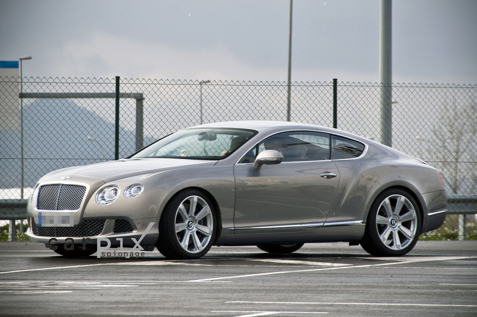 Bentley Continental GT #10