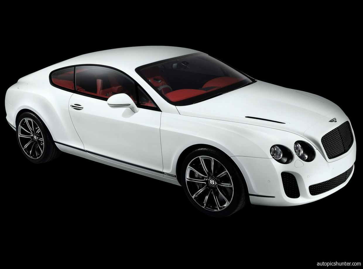 2012 Bentley Continental Supersports #10