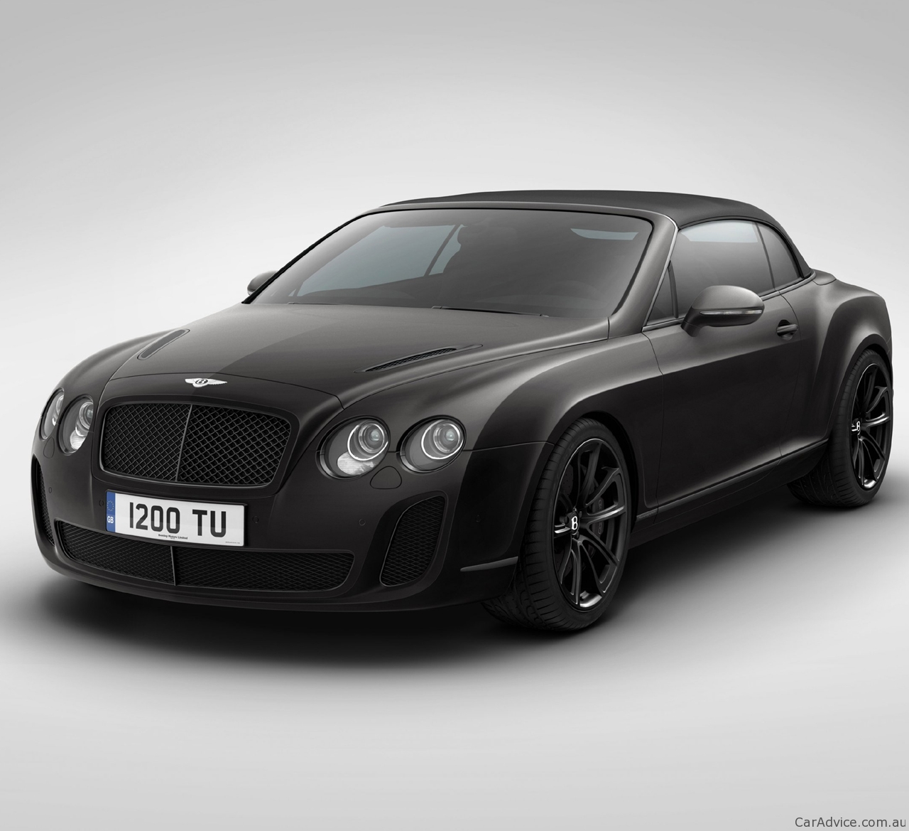 Bentley Continental Supersports #13