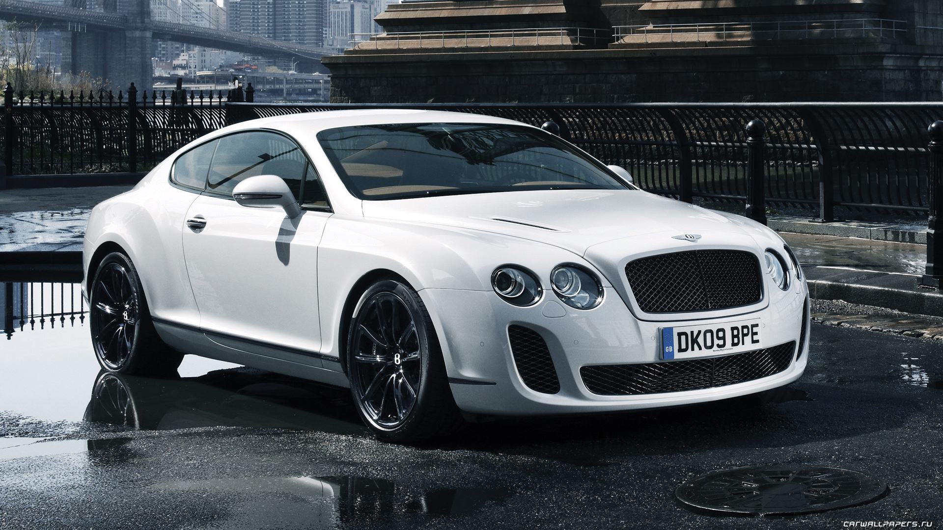 Bentley Continental Supersports #17