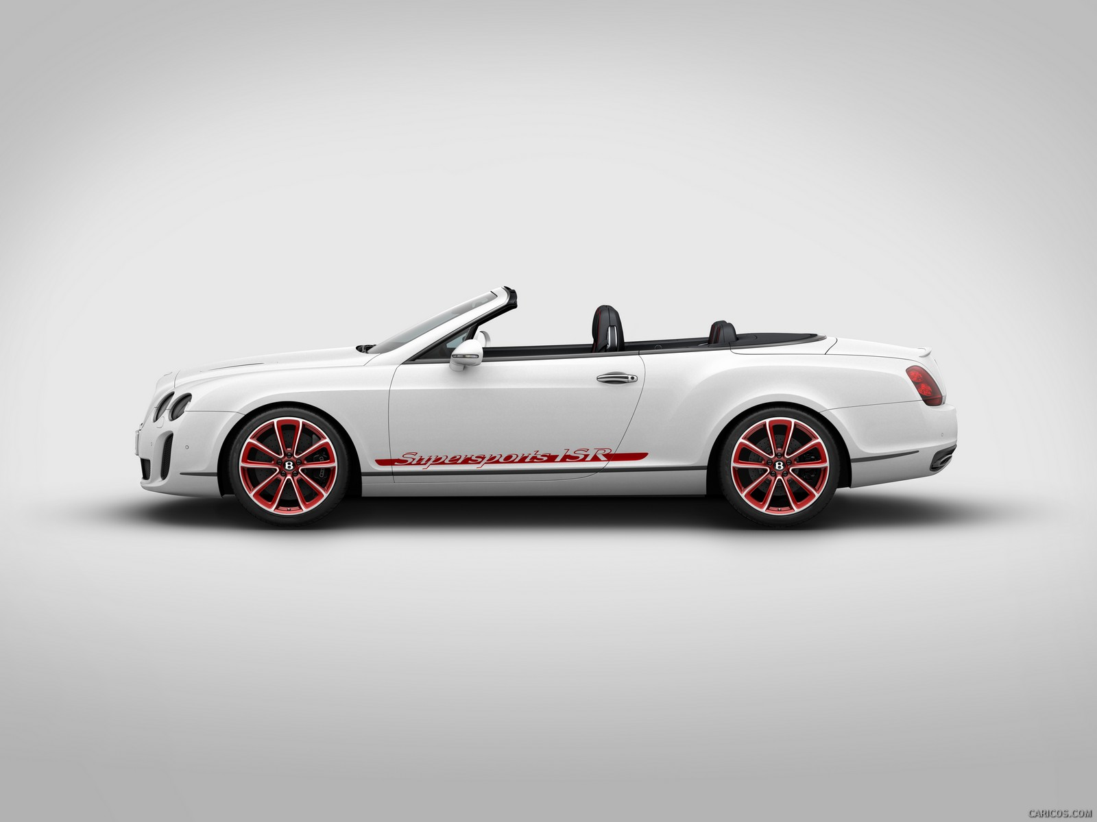 Bentley Continental Supersports Convertible #12