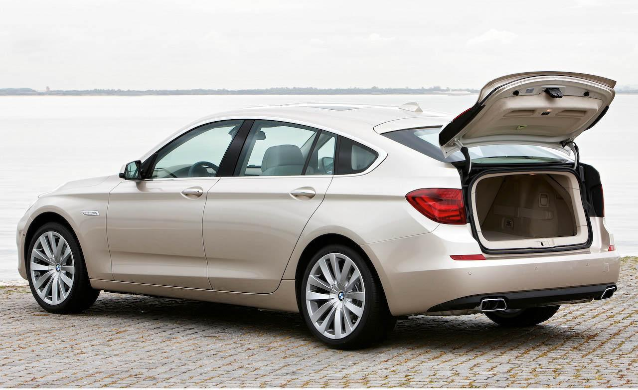 2012 bmw 5 series gran turismo information and photos. Black Bedroom Furniture Sets. Home Design Ideas