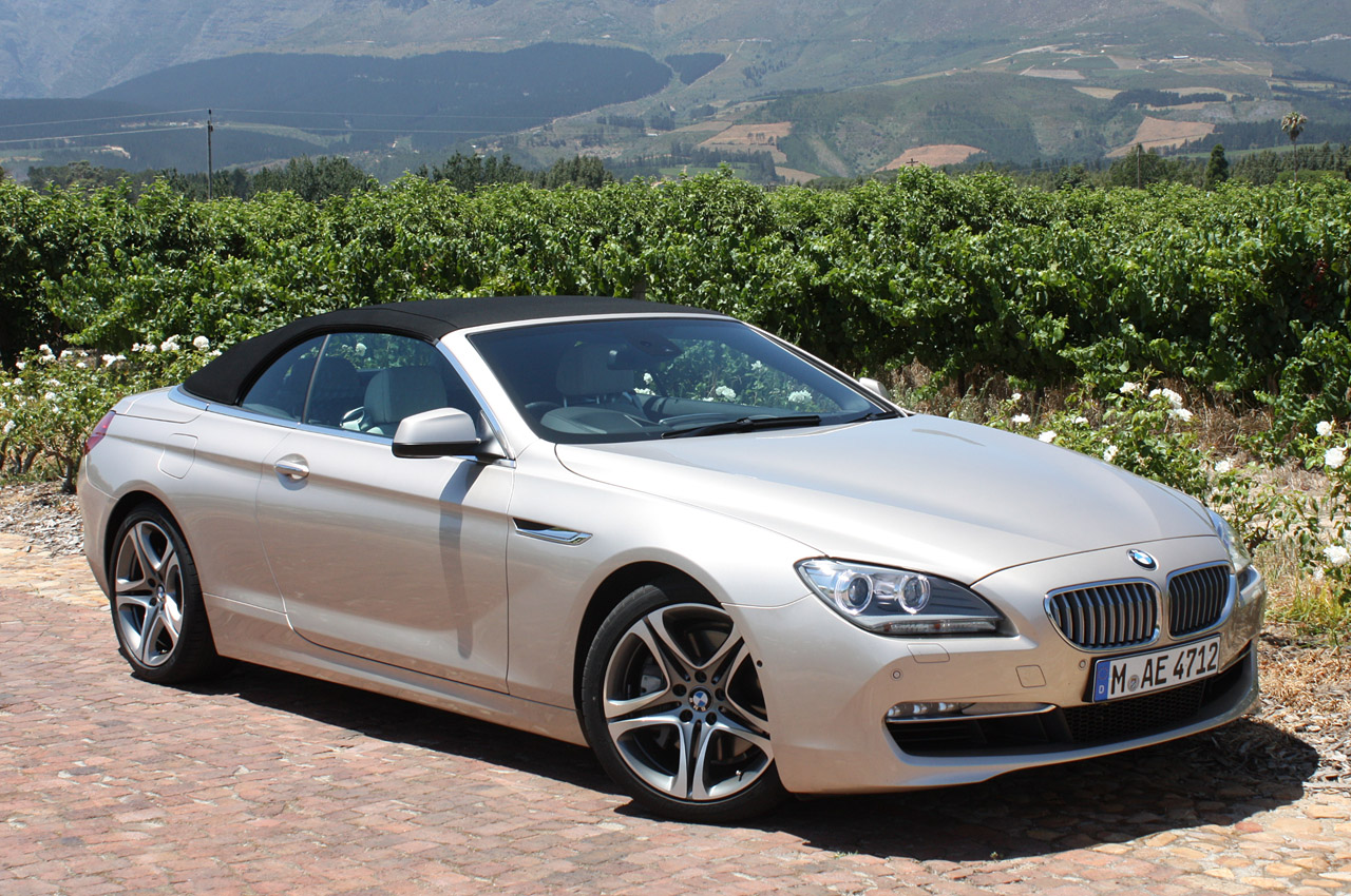 2012 BMW 6 SERIES - Image #19