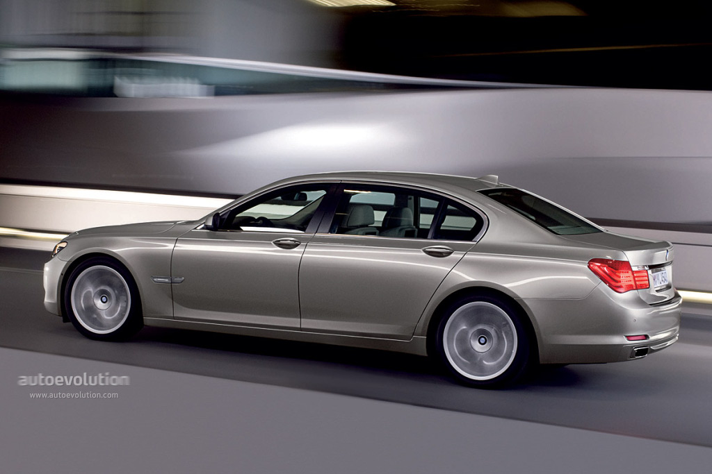 Bmw I Series >> 2012 BMW 7 SERIES - Image #19
