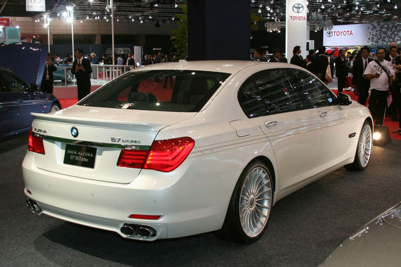 2012 BMW ALPINA B7 - Information and photos - ZombieDrive