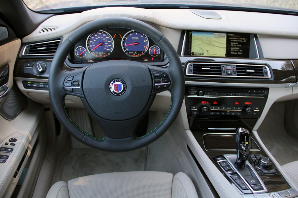 2012 BMW ALPINA B7  Information and photos  ZombieDrive