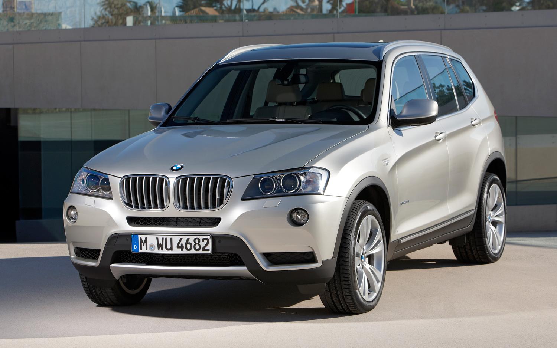 2012 BMW X3 11