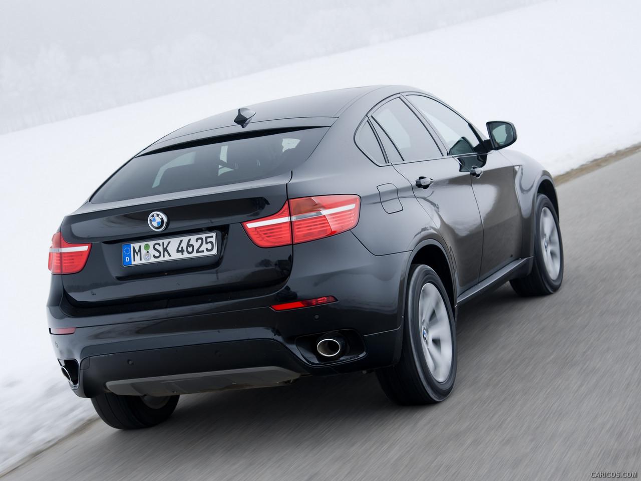2012 BMW X6 14