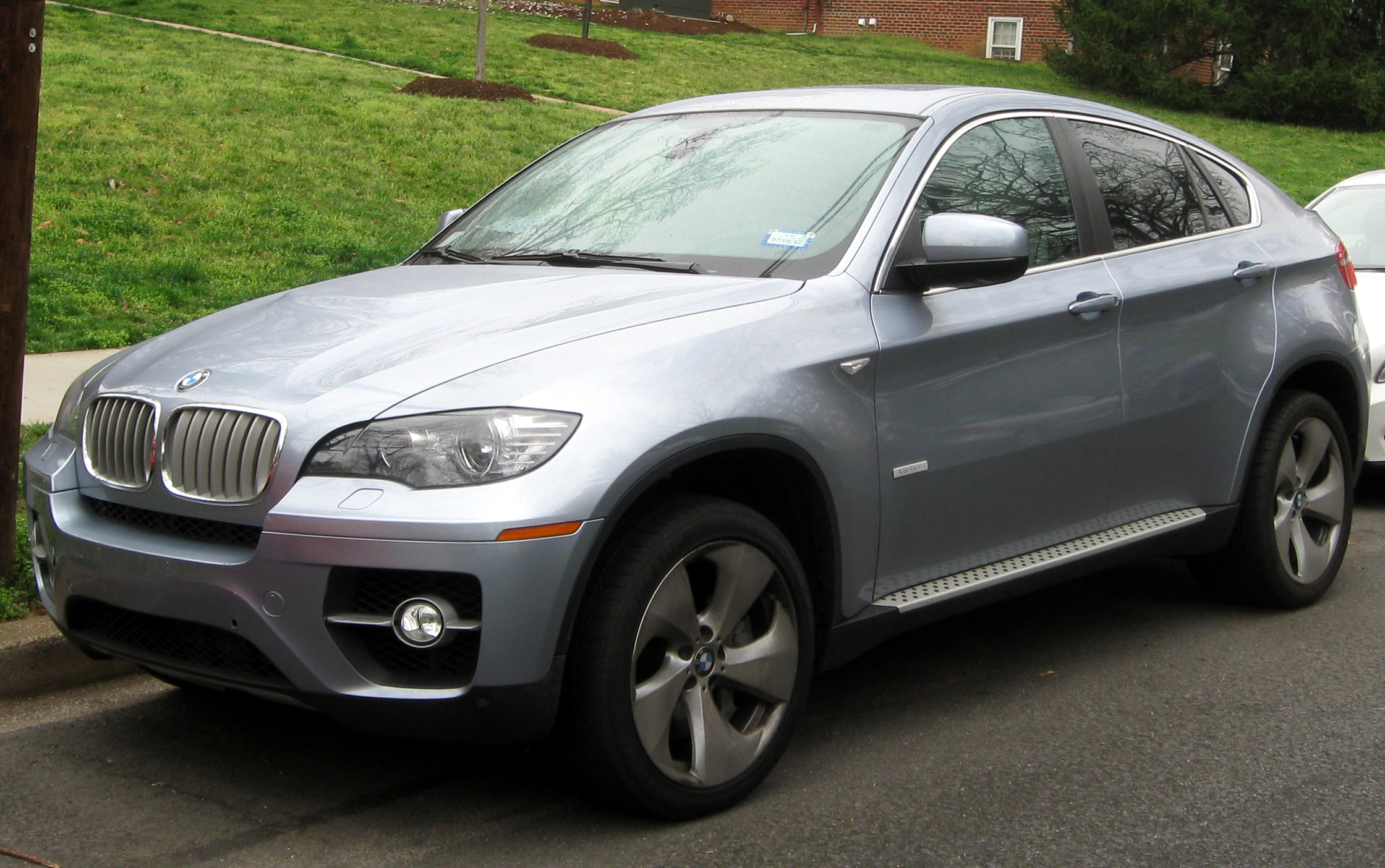 2012 Bmw X6 Information And Photos Zombiedrive 2007 Town Car Fuse Diagram 10